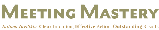 Meeting Mastery Logo